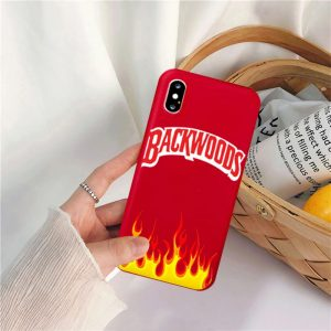 red Backwood Case