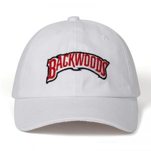 white backwoods cigar hat